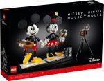 43179 LEGO® Disney™ Megépíthető Mickey és Minnie egér