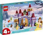 43180 LEGO® Disney™ Belle téli ünnepsége