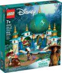43181 LEGO® Disney™ Raya és a Szívpalota