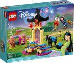 43182 LEGO® Disney™ Mulán gyakorlótere