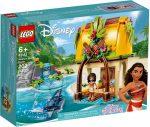 43183 LEGO® Disney™ Vaiana otthona a szigeten