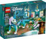 43184 LEGO® Disney™ Raya és Sisu sárkány