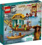 43185 LEGO® Disney™ Boun hajója