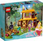 43188 LEGO® Disney™ Csipkerózsika erdei házikója