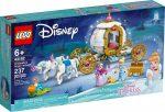 43192 LEGO® Disney Princess™ Hamupipőke királyi hintója