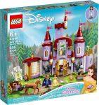 43196 LEGO® Disney™ Belle és a Szörnyeteg kastélya