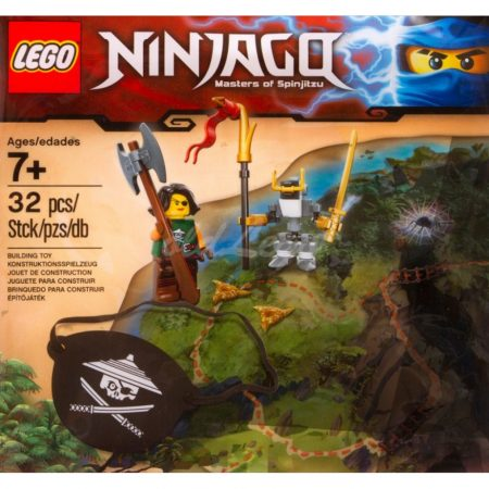 5004391 LEGO® NINJAGO® Sky Pirates Battle