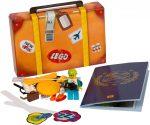 5004932 LEGO® City Utazó bőrönd építő készlet