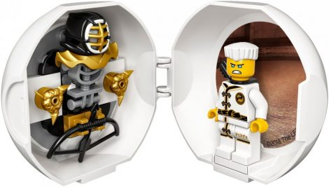 5005230 LEGO® NINJAGO® Zane kendo edzés pod