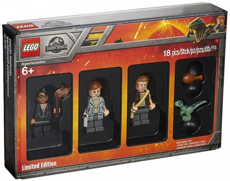 5005255 LEGO® Minifigurák Jurassic World™ Minifigura gyűjtemény