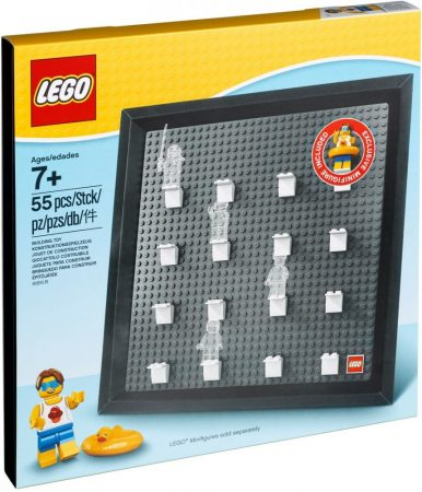 5005359 LEGO® Classic Minifigura gyűjtő képkeret