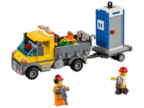 60073 LEGO® City Szervizkocsi