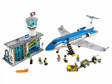 60104 LEGO® City Repülőtéri terminál