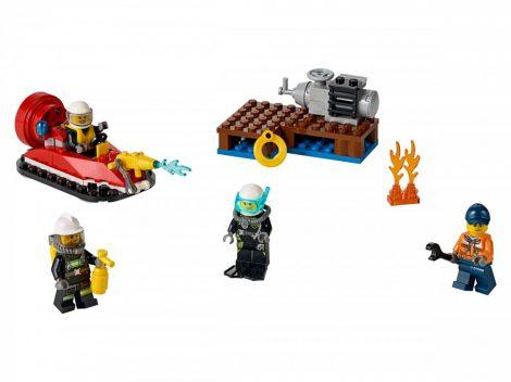 60106 LEGO® City Tűzoltó kezdőkészlet