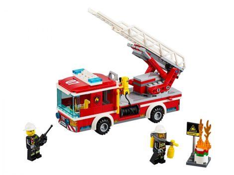60107 LEGO® City Létrás tűzoltóautó