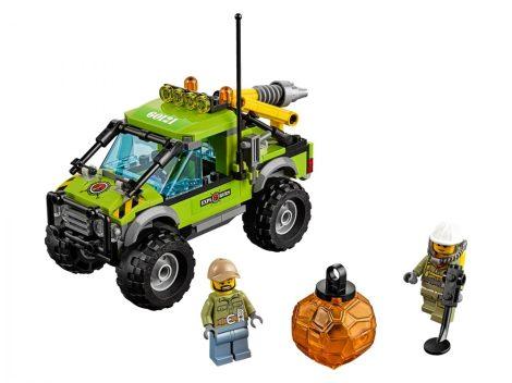 60121 LEGO® City Vulkánkutató kamion