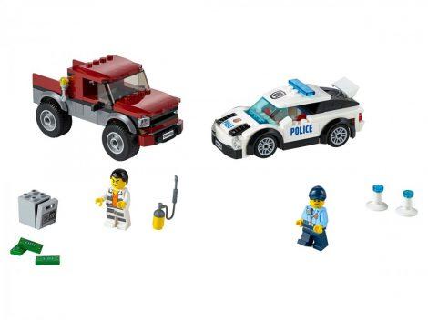 60128 LEGO® City Rendőrségi hajsza