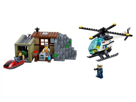 60131 LEGO® City Gonosztevők szigete