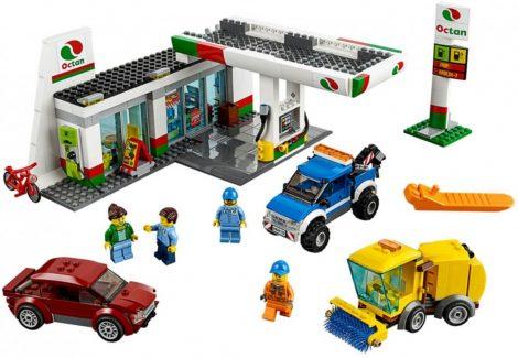 60132 LEGO® City Benzinkút