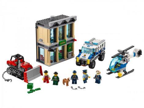 60140 LEGO® City Buldózeres betörés