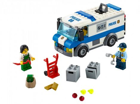 60142 LEGO® City Pénzszállító