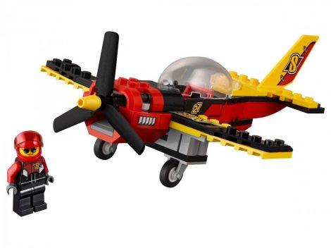 60144 LEGO® City Versenyrepülőgép