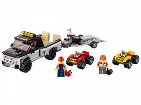60148 LEGO® City ATV versenycsapat
