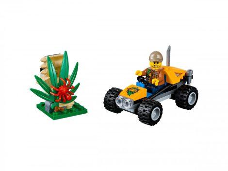 60156 LEGO® City Dzsungeljáró homokfutó