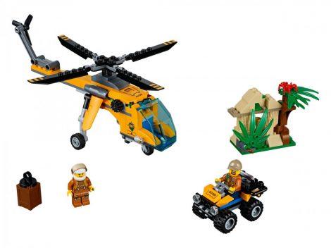 60158 LEGO® City Dzsungel teherszállító helikopter