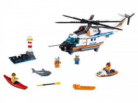 60166 LEGO® City Nagy teherbírású mentőhelikopter