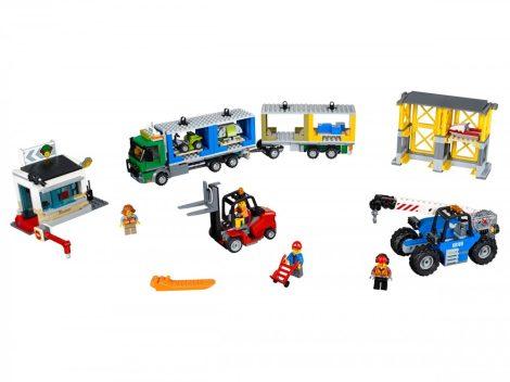 60169 LEGO® City Teher terminál