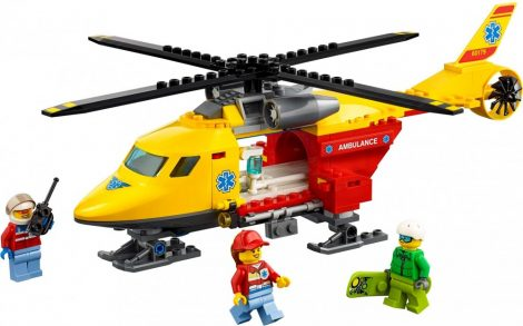 60179 LEGO® City Mentőhelikopter