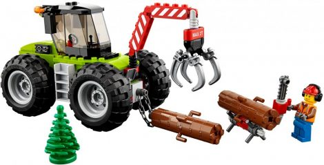 60181 LEGO® City Erdei Traktor