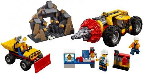 60186 LEGO® City Nehéz bányafúró