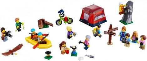 60202 LEGO® City Figuracsomag - Szabadtéri kalandok