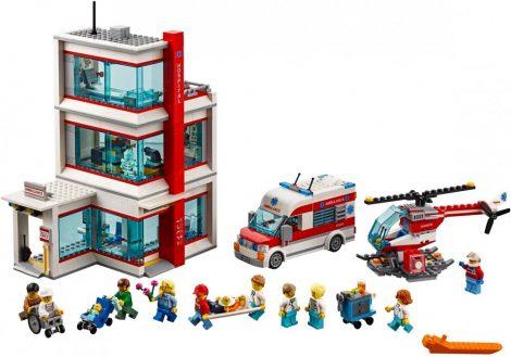 60204 LEGO® City LEGO® City Hospital