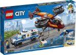 60209 LEGO® City Légi rendőrségi gyémántrablás
