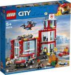 60215 LEGO® City Tűzoltóállomás