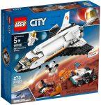 60226 LEGO® City Marskutató űrsikló