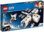 60227 LEGO® City Hold-űrállomás