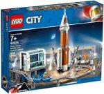 60228 LEGO® City Űrrakéta és irányítóközpont