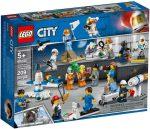 60230 LEGO® City Figuracsomag - Űrkutatás és fejlesztés