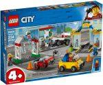 60232 LEGO® City Központi garázs