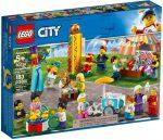 60234 LEGO® City Figuracsomag - Vidámpark