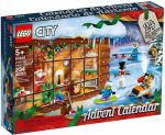 60235 LEGO® City Adventi naptár 2019