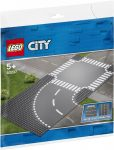60237 LEGO® City Kanyar és kereszteződés