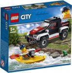 60240 LEGO® City Kajakos kaland