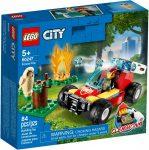 60247 LEGO® City Erdőtűz