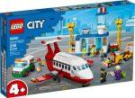 60261 LEGO® City Központi Repülőtér