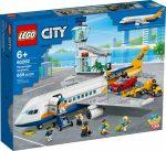 60262 LEGO® City Utasszállító repülőgép